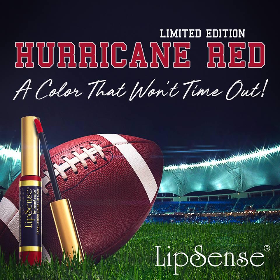 hurricanered LipSense